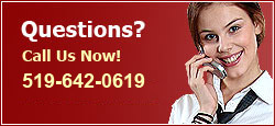 Have real estate questions?  Give us a call